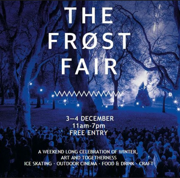 Whitworth Frost Fair - Roll up, roll up and get ready to experience a two day celebration of winter, art and togetherness courtesy of The Whitworth Art Gallery. Trust us, this is a Christmas extravaganza that you don't want to miss.The Whitworth Frost Fair will celebrate 250 years of the circus in Britain, so expect the full works, we're talking ringmasters, circus troupes and trapeze performances.Family Floristry workshops, Have-a-Go circus Skills, all star DJ sets and outdoor cinema experiences; truly something for everyone.Peruse the Artisan Craft Market and make sure to grab a slice of the woodfired Pizza from Proove or Mediterranean inspired cuisine from the Ottoman.You can thank us later!For more details head to the Whitworth's website