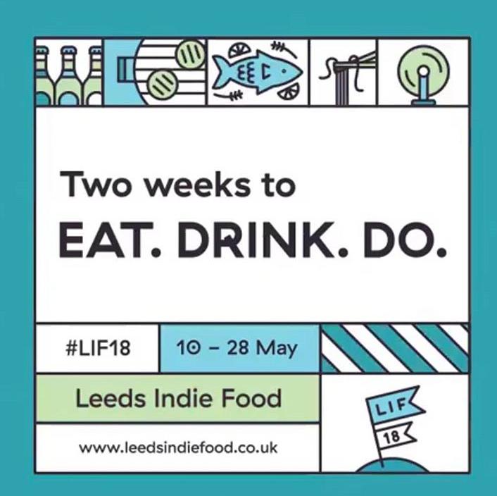 Leeds Indie Food 2018