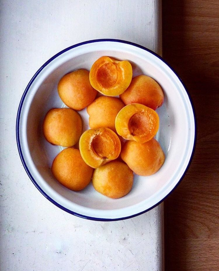 Sat 12th January 2019 - Make like Mary Berry…Take a leaf out of Rukmini Iyer's book The Roasting Tin: Simple One Dish Dinner's and reclaim the joy of home baking.Afford yourself the ultimate luxury of time and headspace whilst whipping up these peachy apricots - the perfect filling for a crumble or baked with a dash of brown sugar and served with crème fraîche.Smug points - 10/10We'll be round at yours for seven.