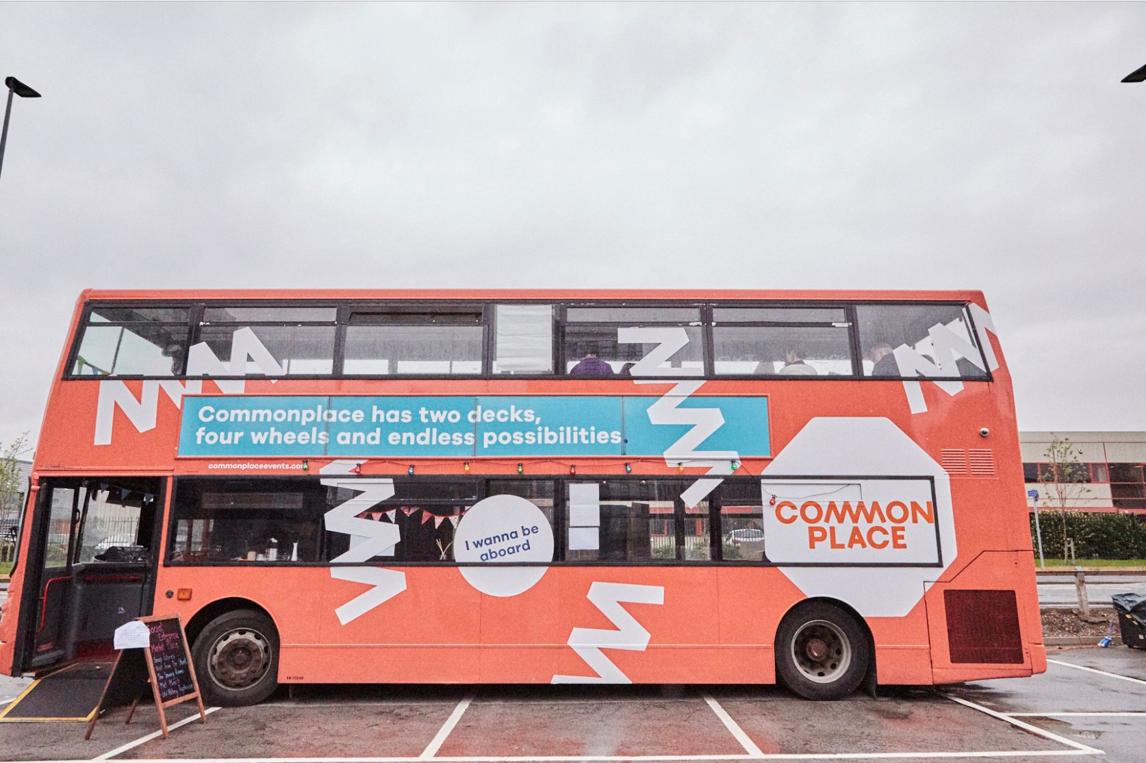 Wednesday 23 January 2019 - Talk about experiential, this week you can hop aboard the Common Place double-decker bus and discover what it takes to run your own foodie venture with 4lunch's Recipe for Success event with Heart & Parcel.An event for an aspiring chefs, entrepreneurs and community projects in Manchester, Amy Win from 4lunch, a social enterprise that delivers cookery classes, food business training and catering, will be speaking with Karolina & Clare, of Heart & Parcel, a project bringing migrant women together and helping them improve their English through the making of delicious dumplings from around the world.Ticket includes delicious dumplings courtesy of Heart & ParcelYou can find about 4lunch's event series with Nasi Lemak, and Ancoats Vietnamese street-food connoisseurs NAM here.