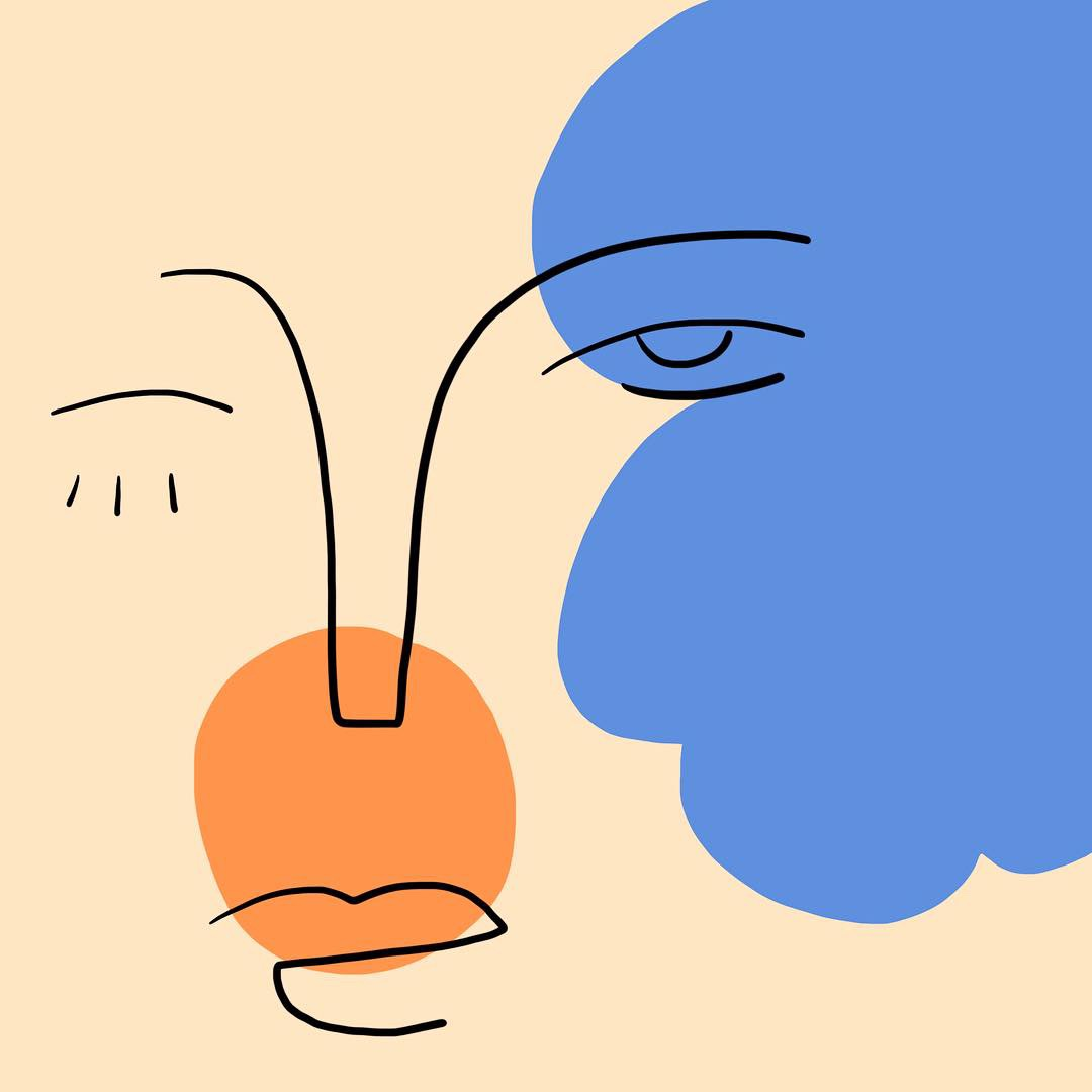 Artwork by  Nia Beynon  featured on Aurelia
