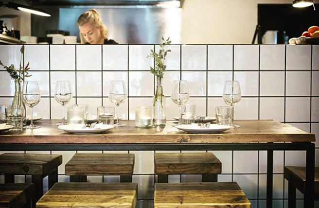 Flow, Bristol - With an MO to rethink vegetarian dining, Flow is among the best of Bristol's new wave of restaurants helping position the city as a plant-based capital. Set in a beautiful pared-back space in an unlikely spot off the Bearpit roundabout, its founders have created a laidback range of small plates that showcase locally produced and foraged ingredients – think wild mushrooms, salt-baked beets and tempura spring onions – while a creative cocktail list and biodynamic wines mean you can make an evening of it.flowbristol.co.uk