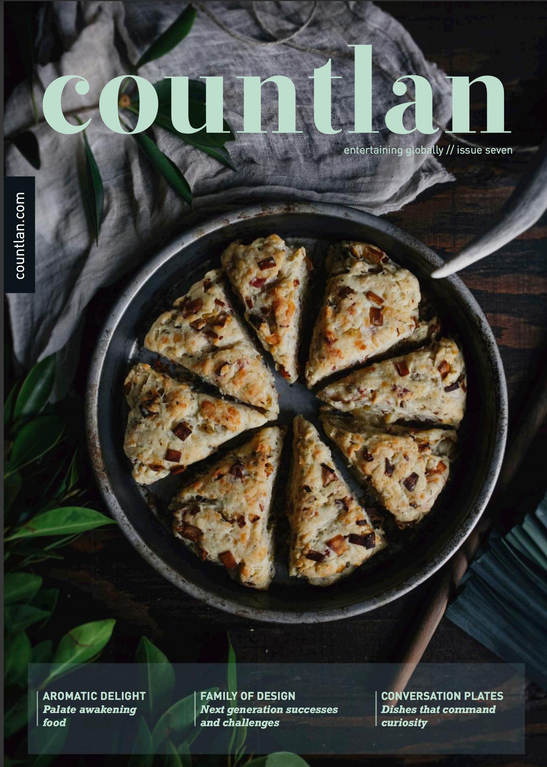 Countlan Magazine <br> Spring 2014