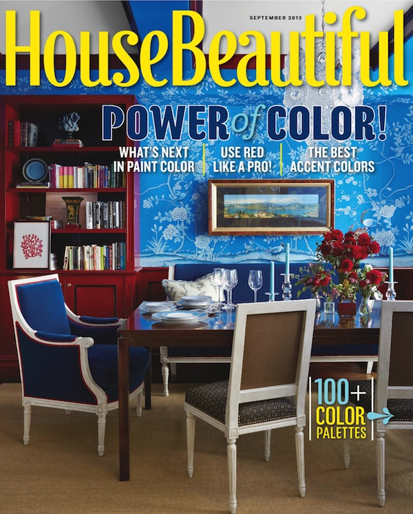 House Beautiful<br>Sept 2013