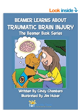 """"""" A special thanks to Olivia Lang and family, the authors, and contributors for sharing Olivia's personal and inspirational story as a patient living with Traumatic Brain Injury (TBI)."""""""