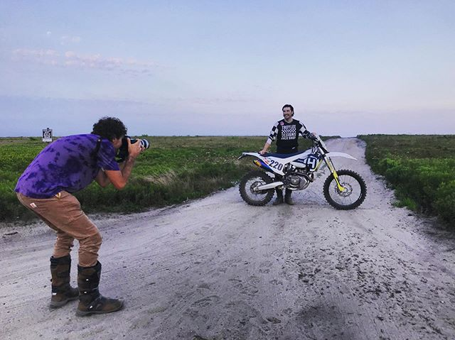 Magazine photoshoot with @jdnphotography. The Baja 1,000 is right around the corner! 📸 @simplyemilydunn