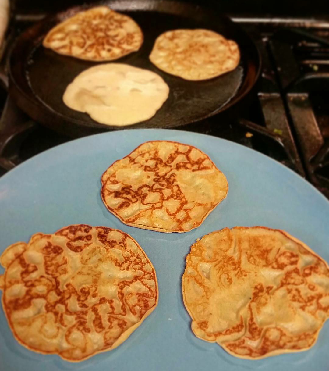 Cassava Flour Azorean-style Pancakes (Paleo, Nut-free) 2.png