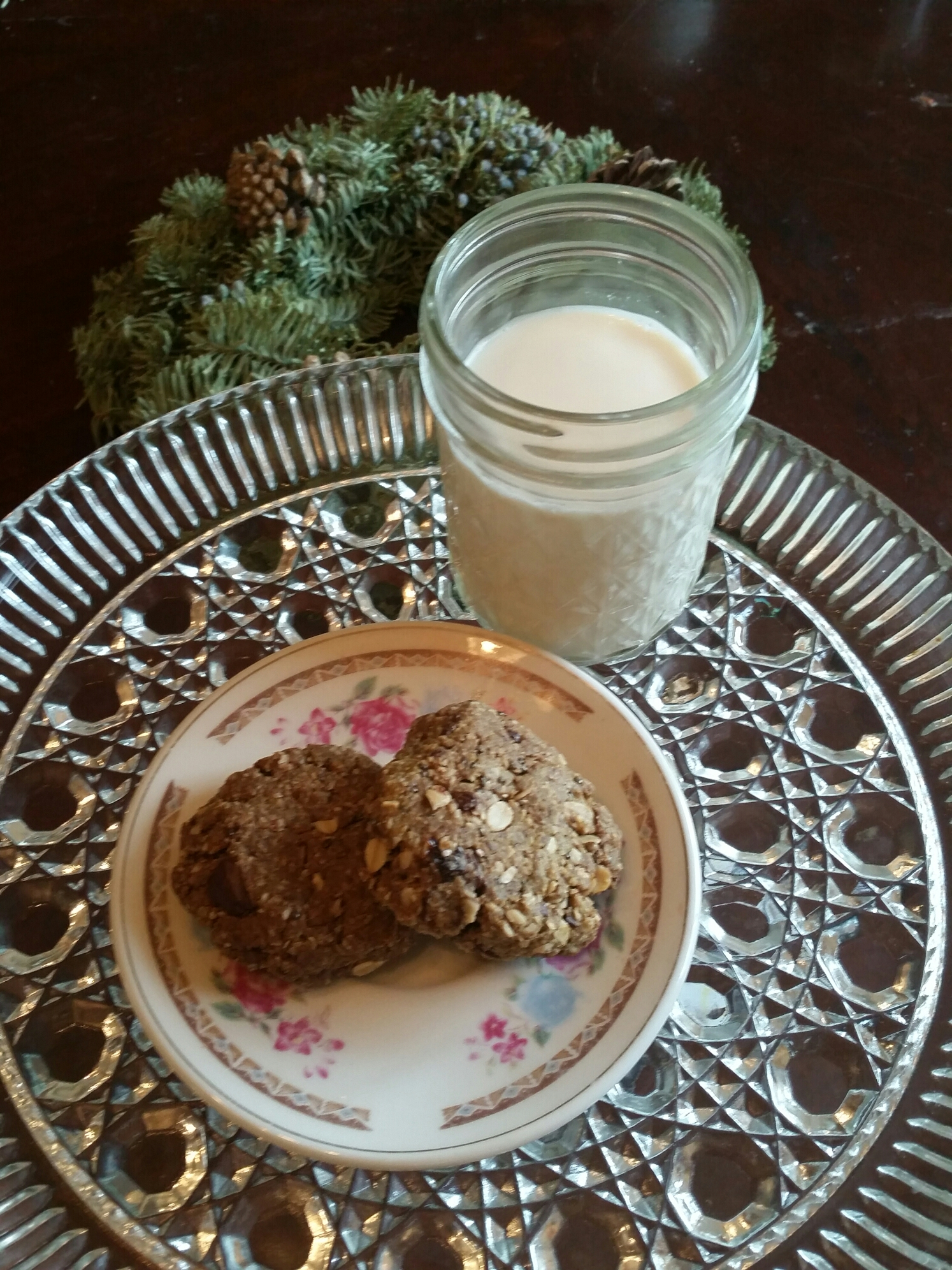 Lactation Cookies (vegan)