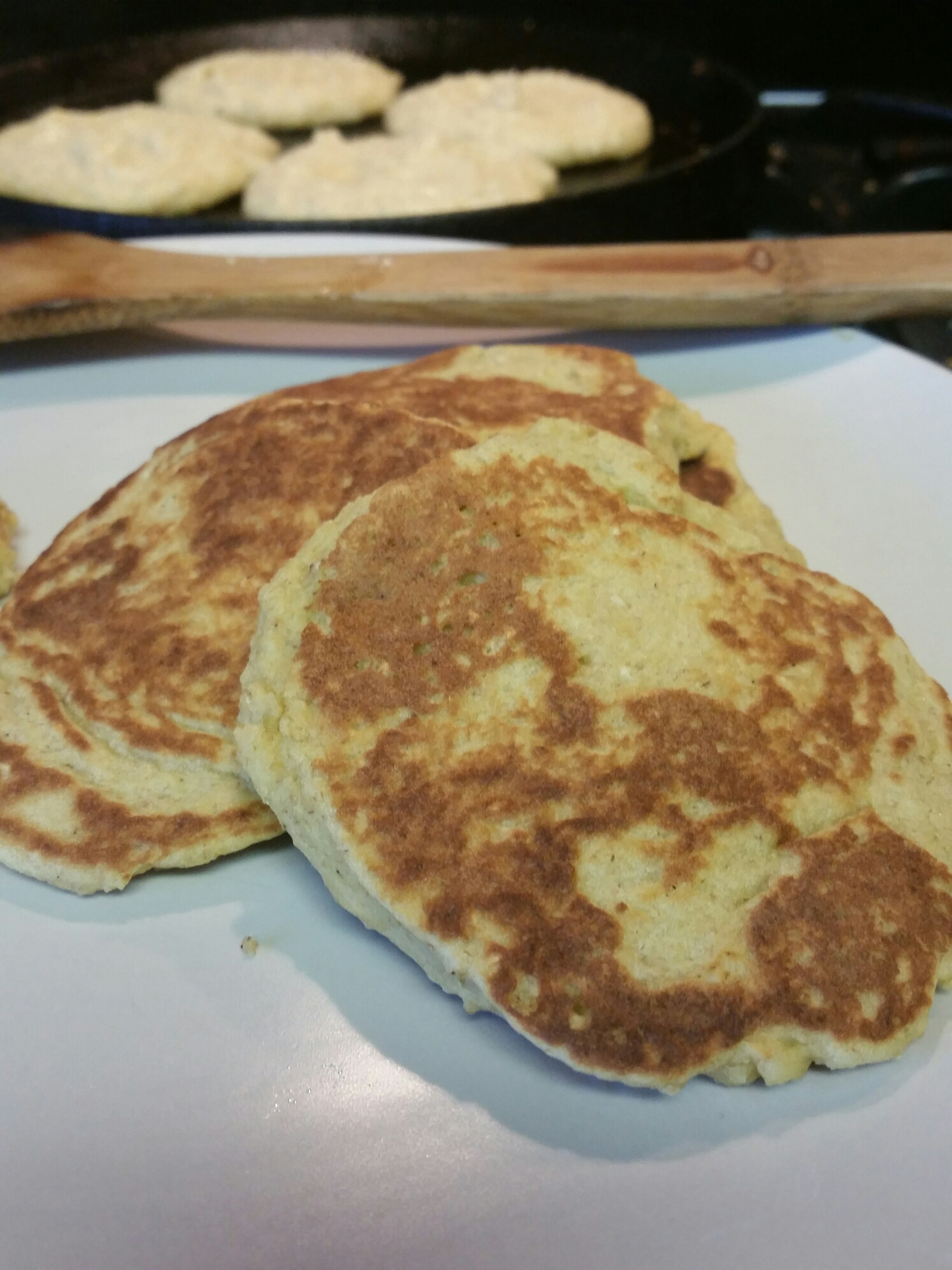 - Spaghetti Squash Pancakes(Gluten, Corn, Dairy Free)
