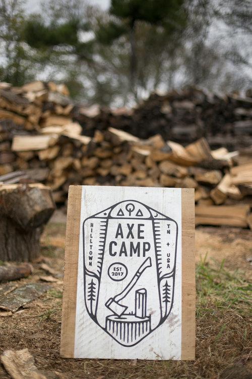 Hilltown Axe Camp
