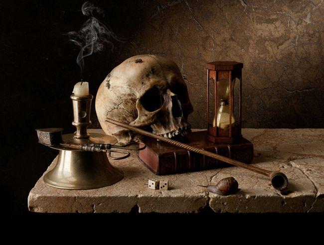 Kevin Best - Memento mori- Creative Commons