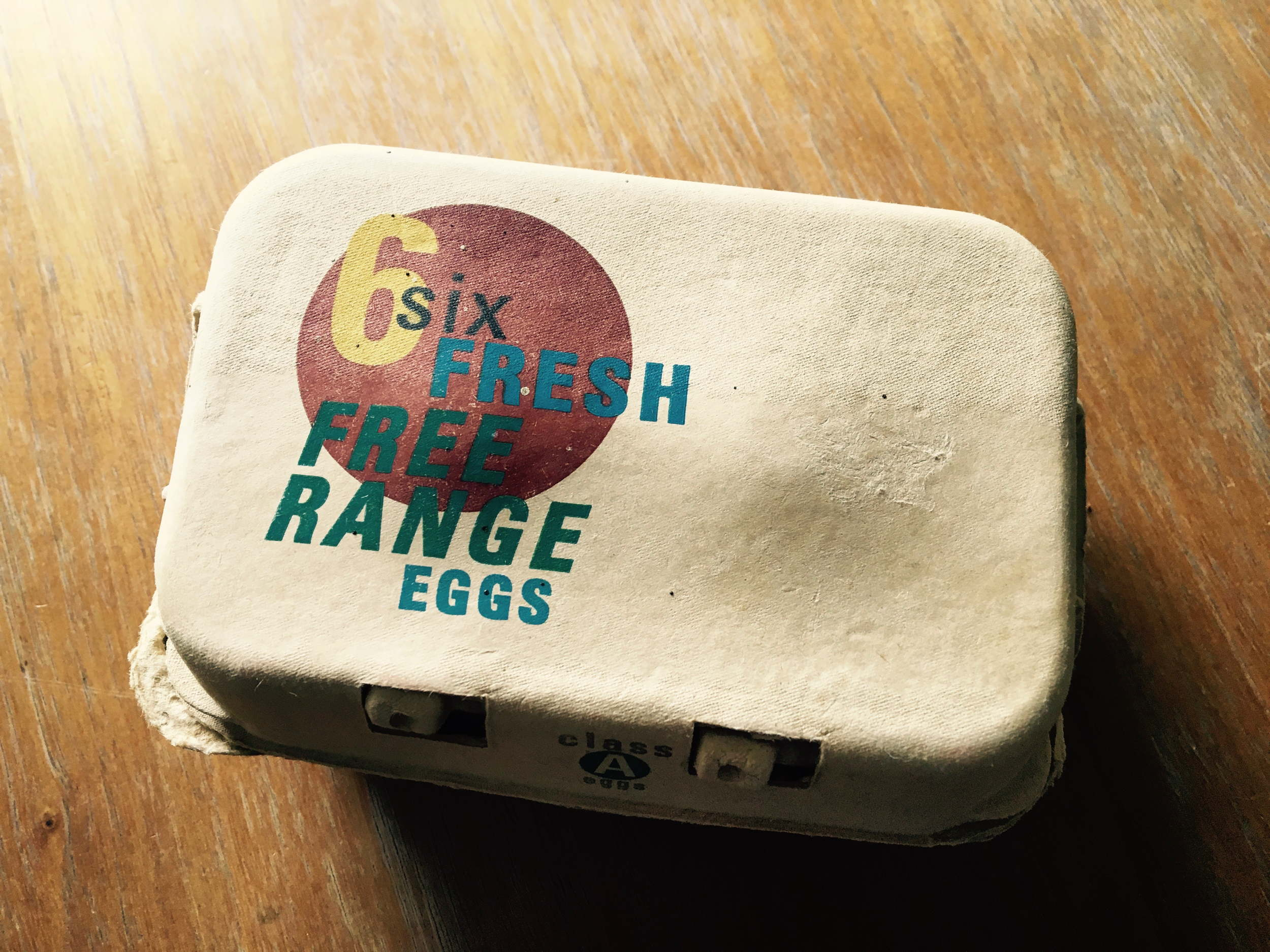 The egg box