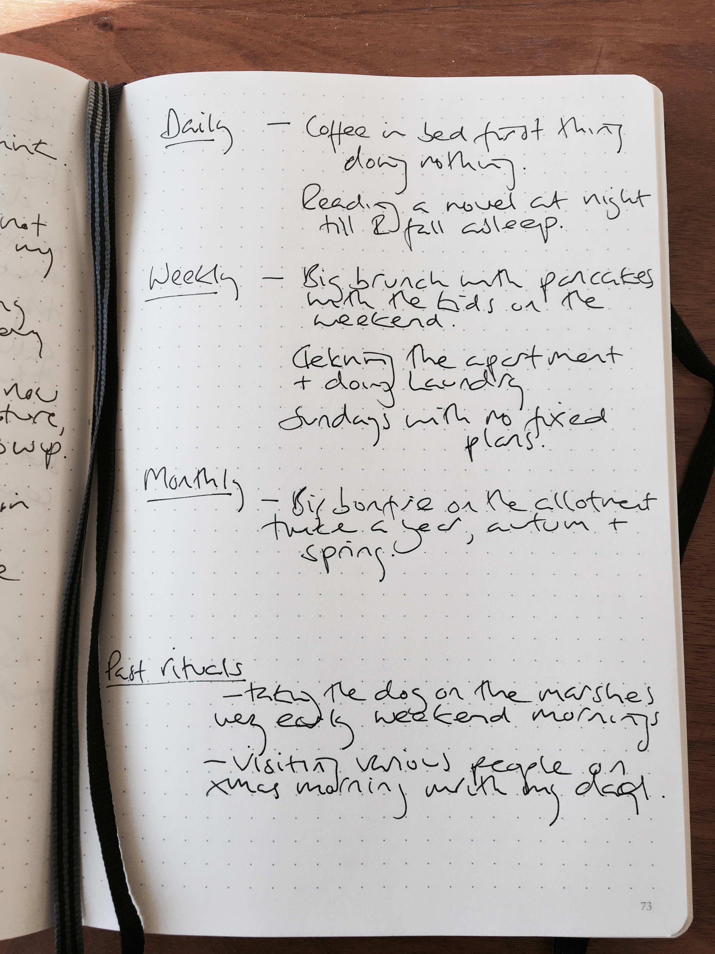 Journal - Rachel Fuller