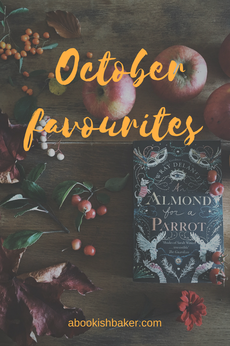 october favourites a bookish baker