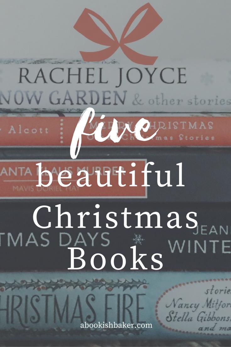 five beautiful christmas books