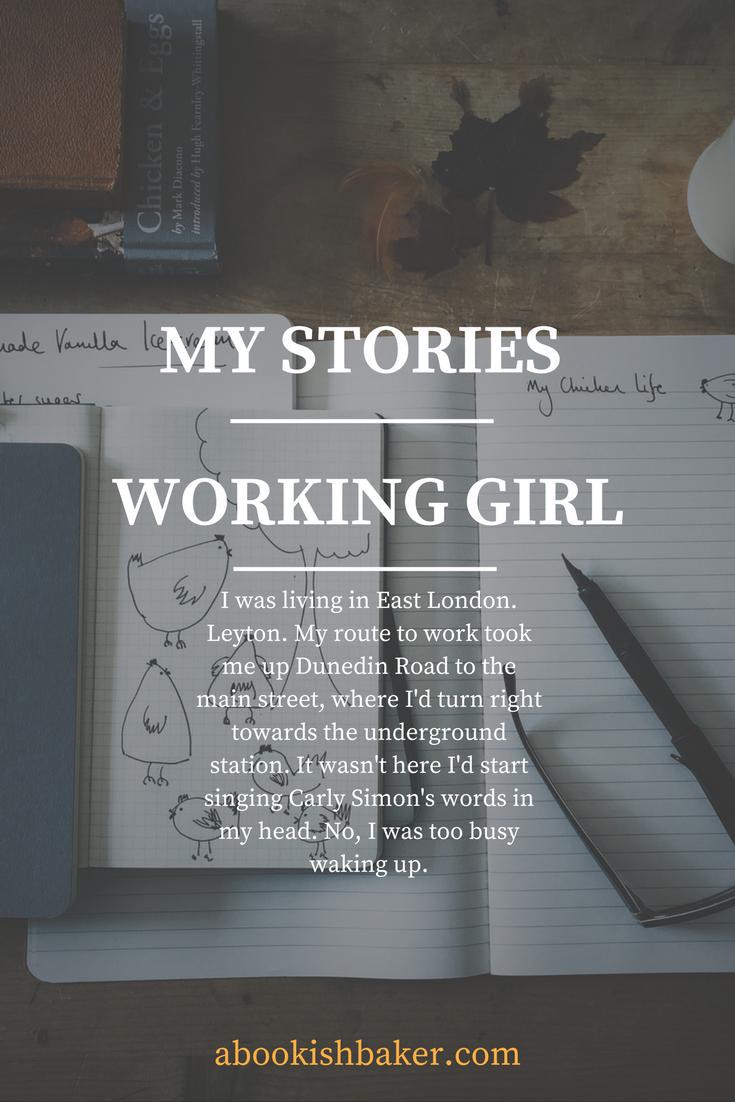 a bookish baker stories