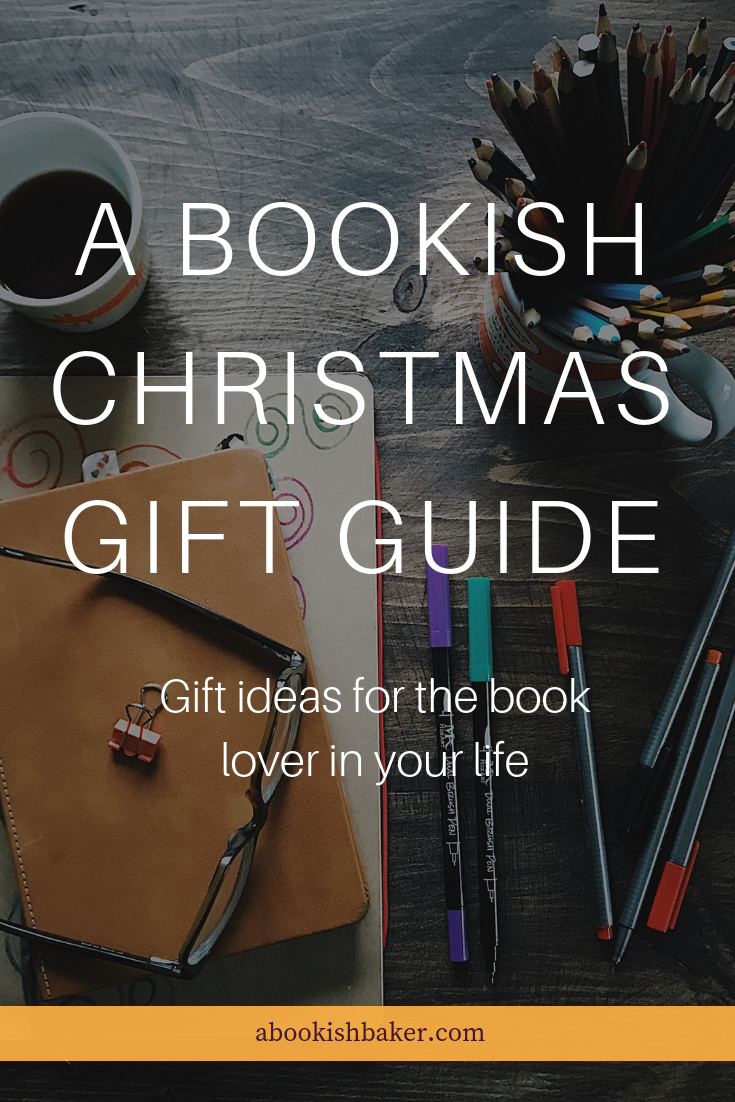 A book Christmas gift guide. Perfect for the book and literary lover in your life. Or for yourself.