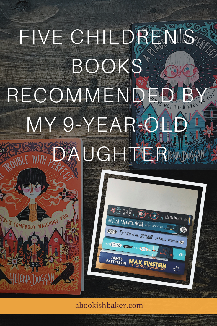 Are you looking for book gifts for a niece, daughter, granddaughter? Here are the books recommended by my 9-year-old daughter.