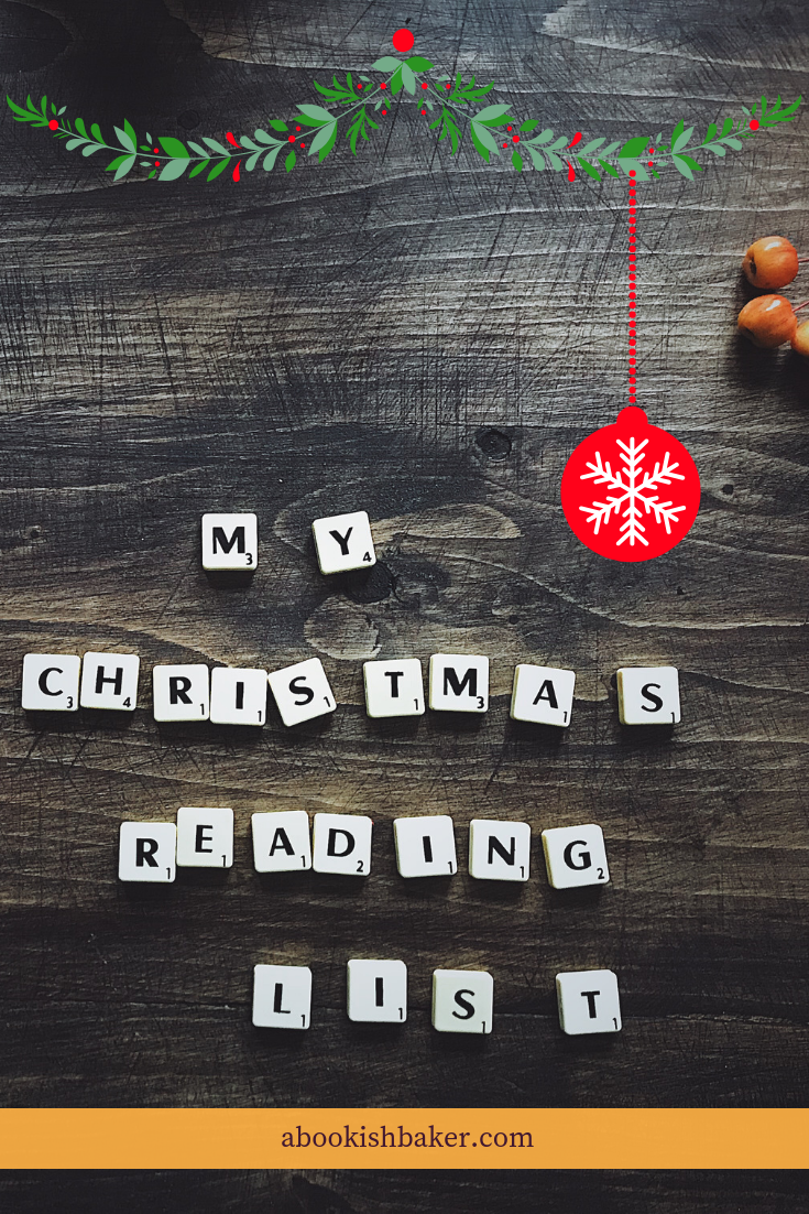 my christmas reading list. What I'm reading during winter | holiday reading list