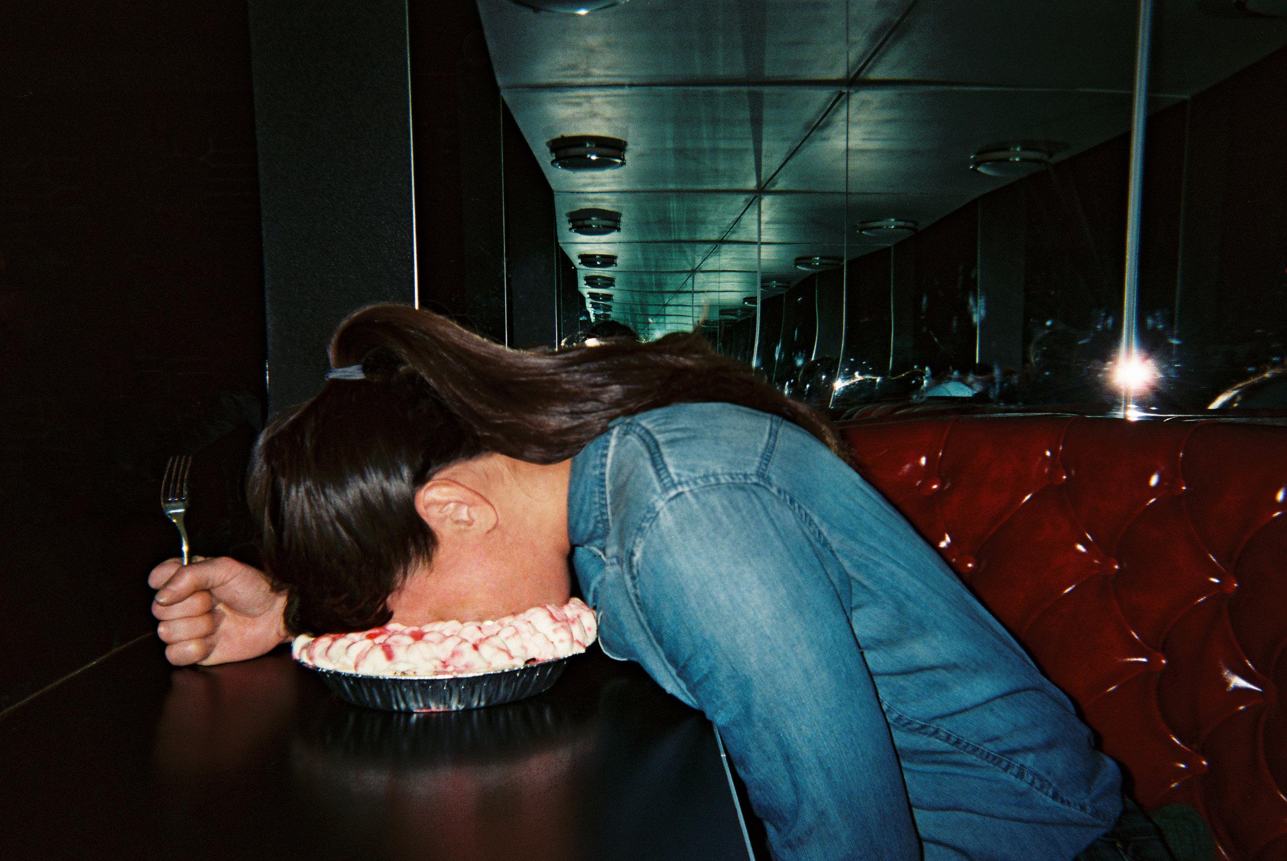 *Photo cred: Max Esposito **Pie cred: Rosebud Diner