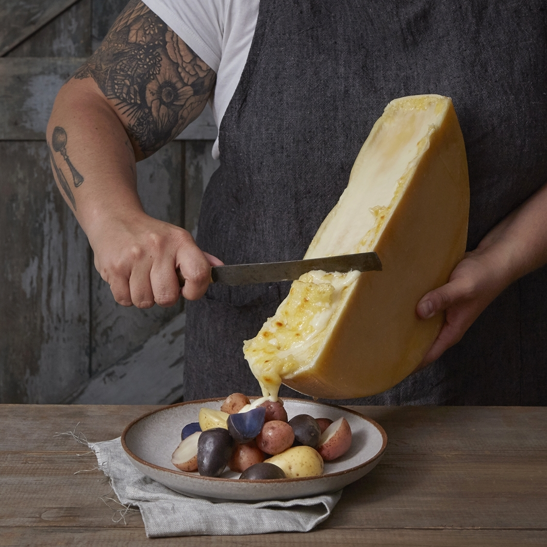 Raclette Cheese -