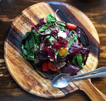 Beet Salad Board