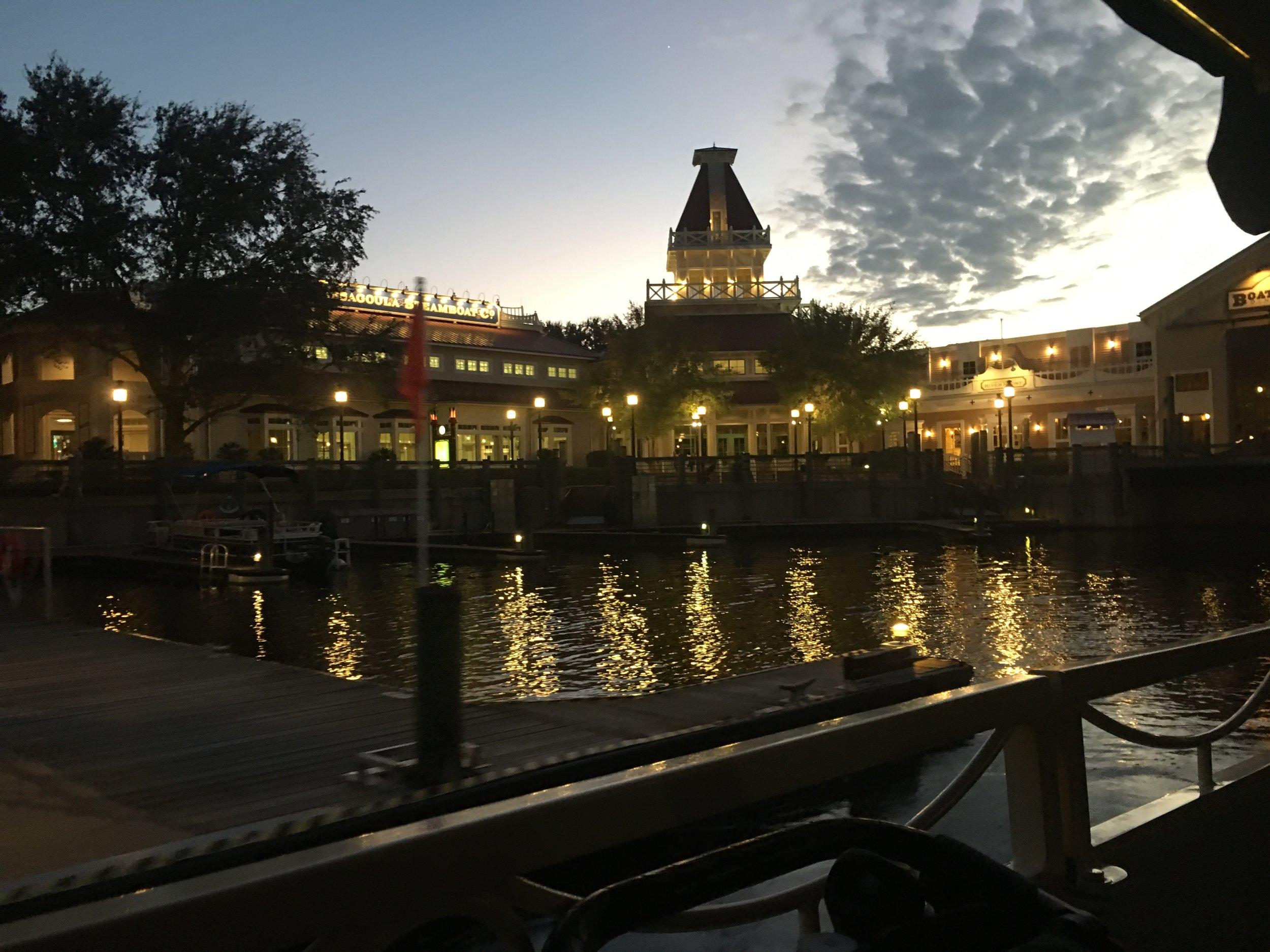 Port Orleans Riverside Resort, Walt Disney World