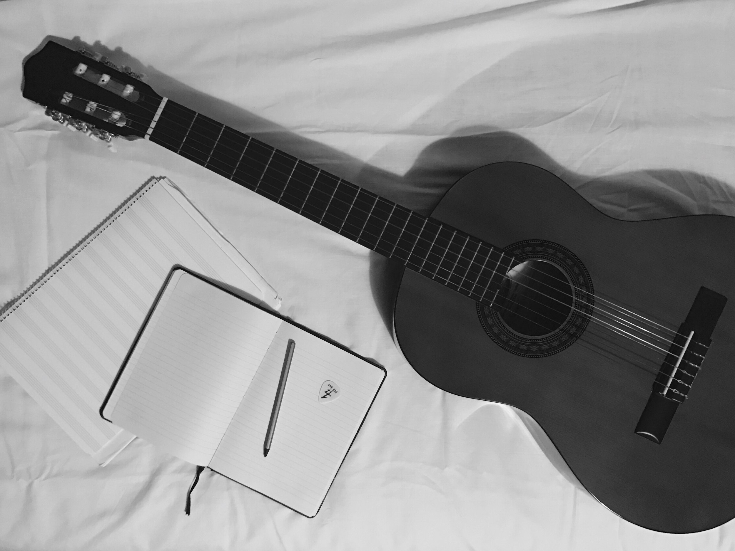 guitar music lyrics song songs songwriting songwriter acoustic sheet notes
