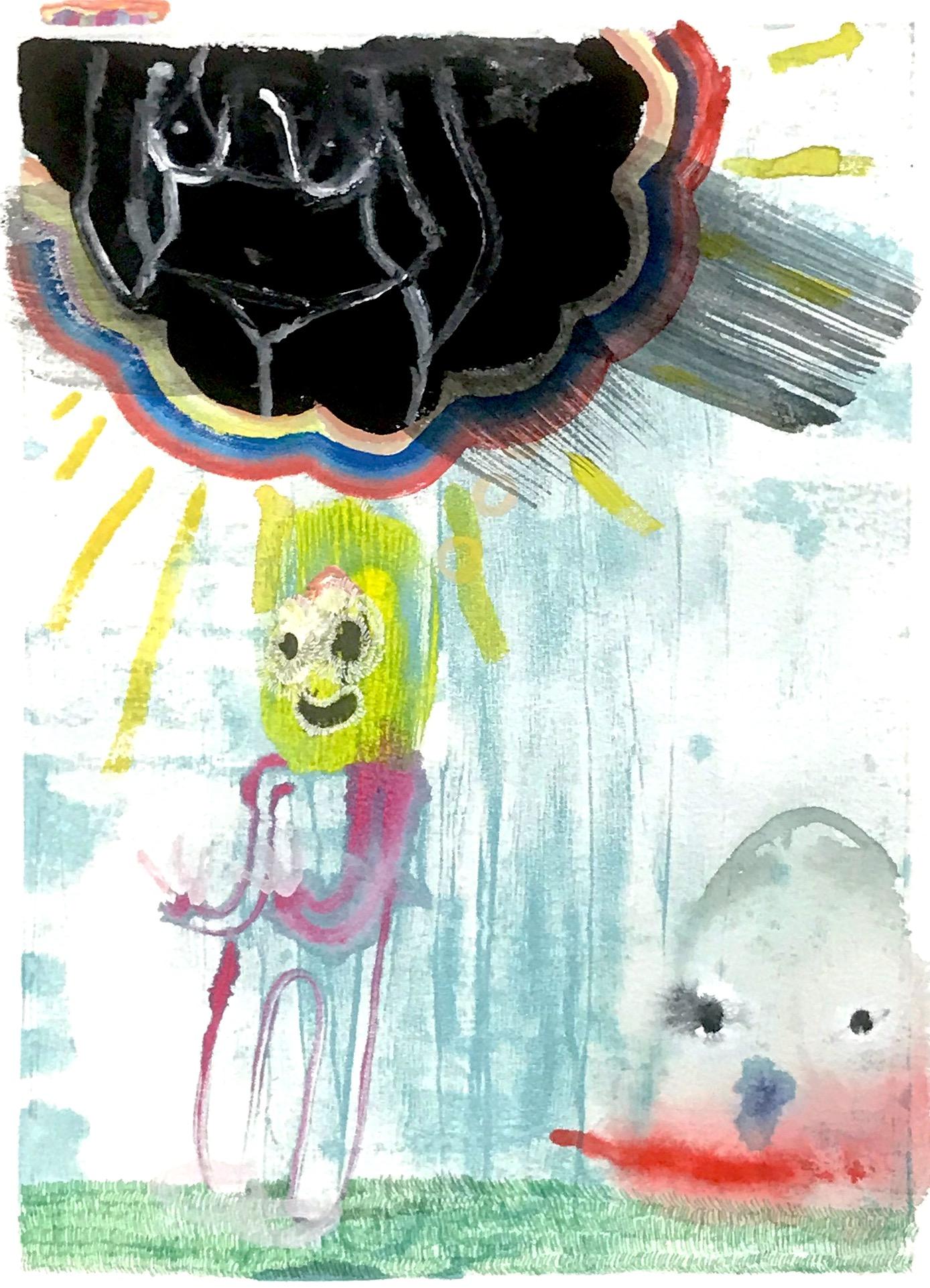 Collaboration with Mika Shimaiuchi XI