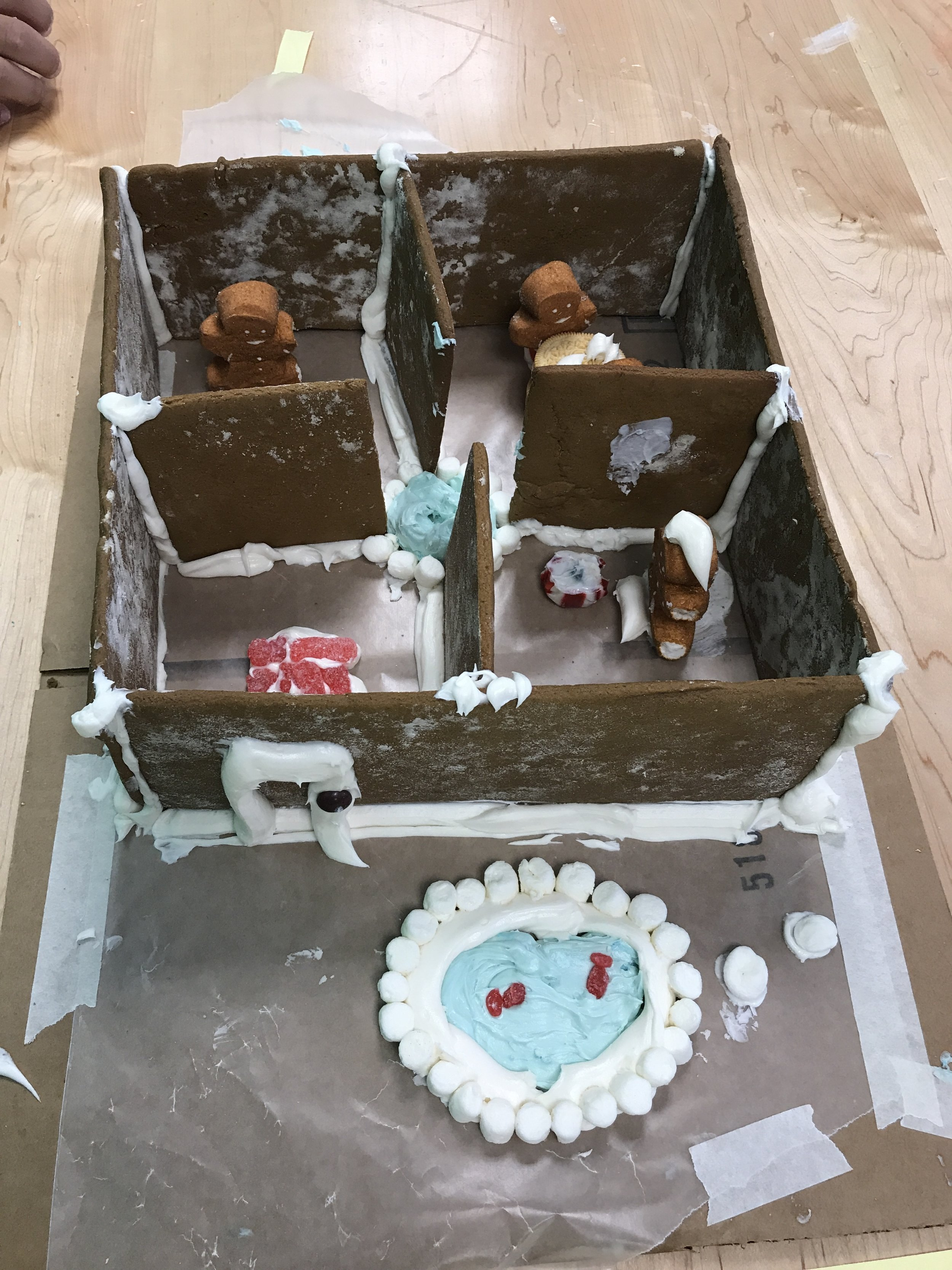 Latin Gingerbread Villae