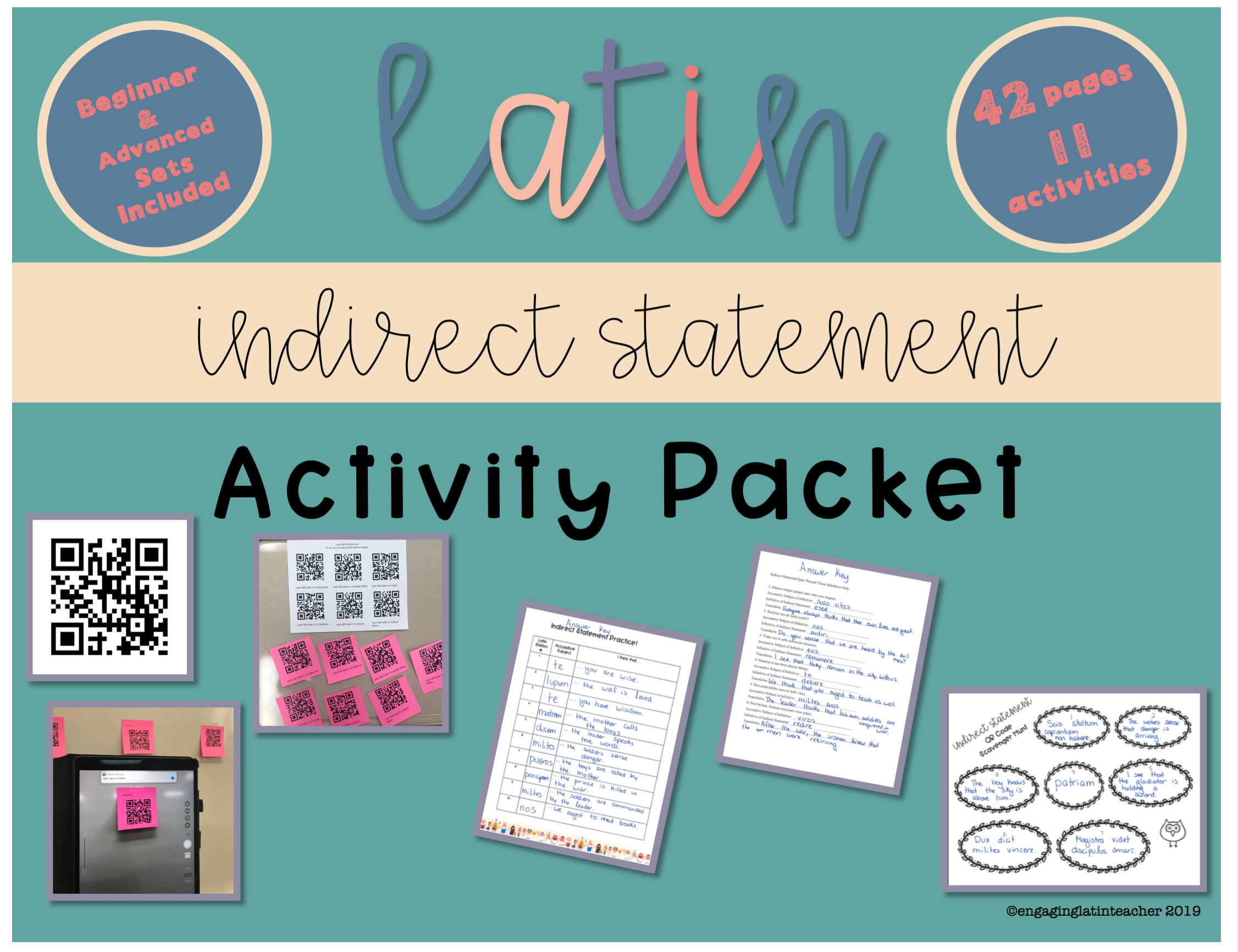 latin-indirect-statement