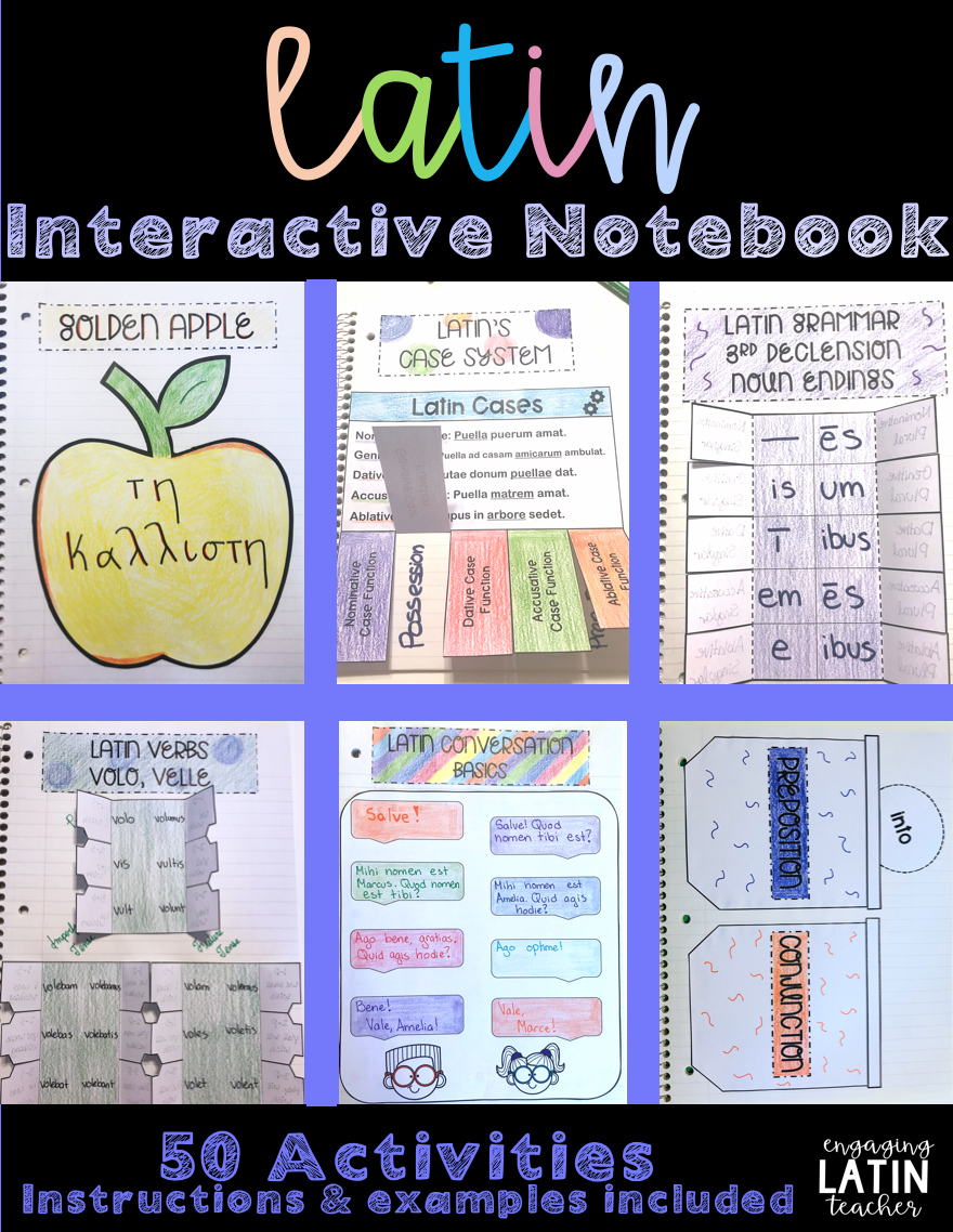 latin-interactive-notebook