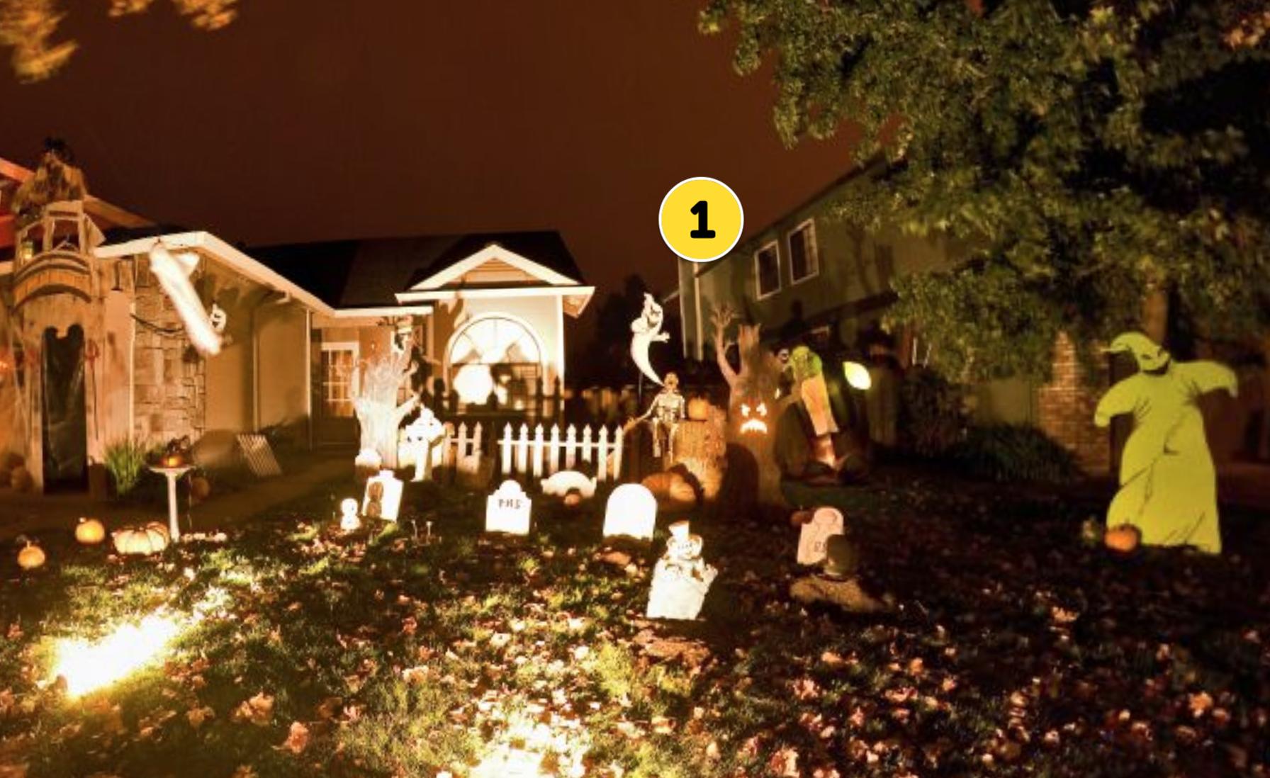 Latin Halloween Activity