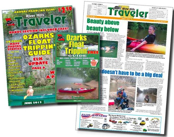 Follow  River Hills Traveler  on Facebook: CLICK HERE