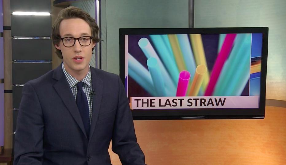 "Ozarks First "" The Last Straw: Local Restaurants Ditch Plasticware """