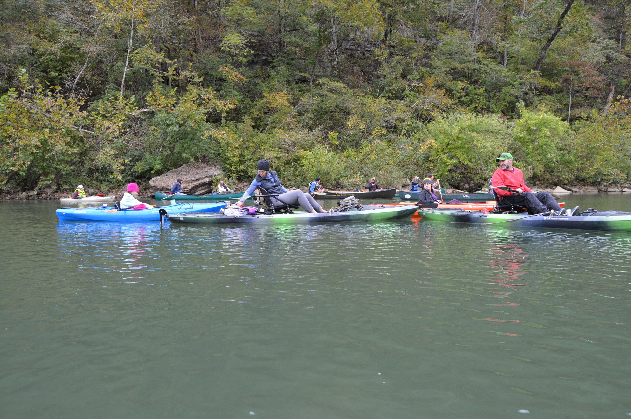 A JRBP float is a family affair!