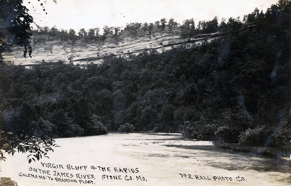 Photo postcard by George Hall, circa 1915, courtesy of    Lens & Pen Press   .