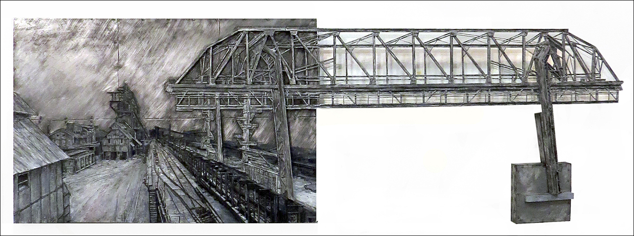 Lackawanna Ore Bridge
