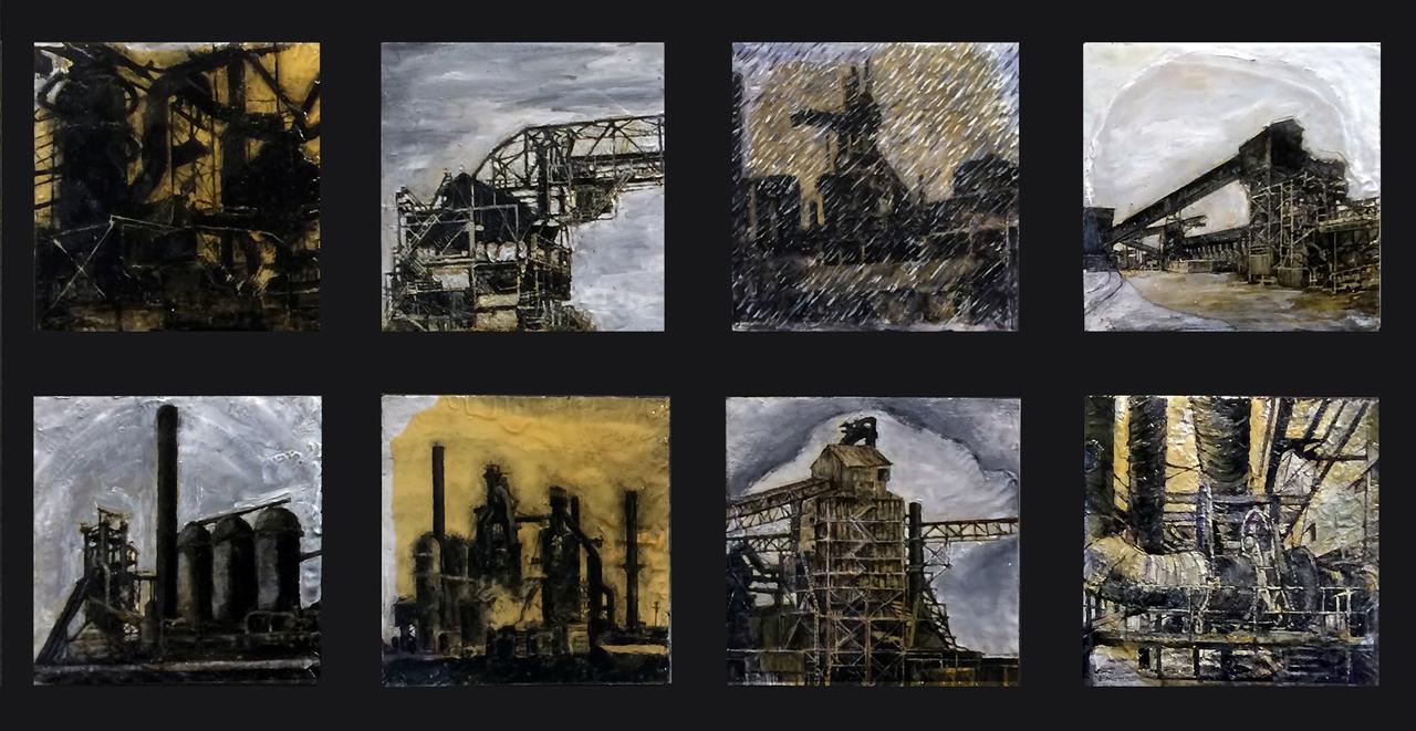 8 Industrial Vignettes