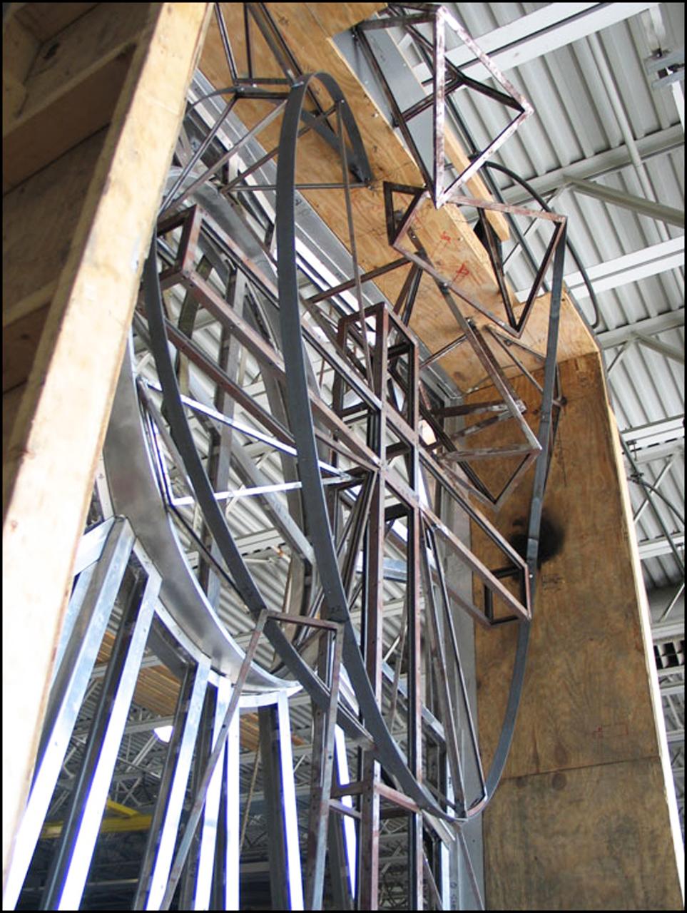 Steel Yard Fabrication
