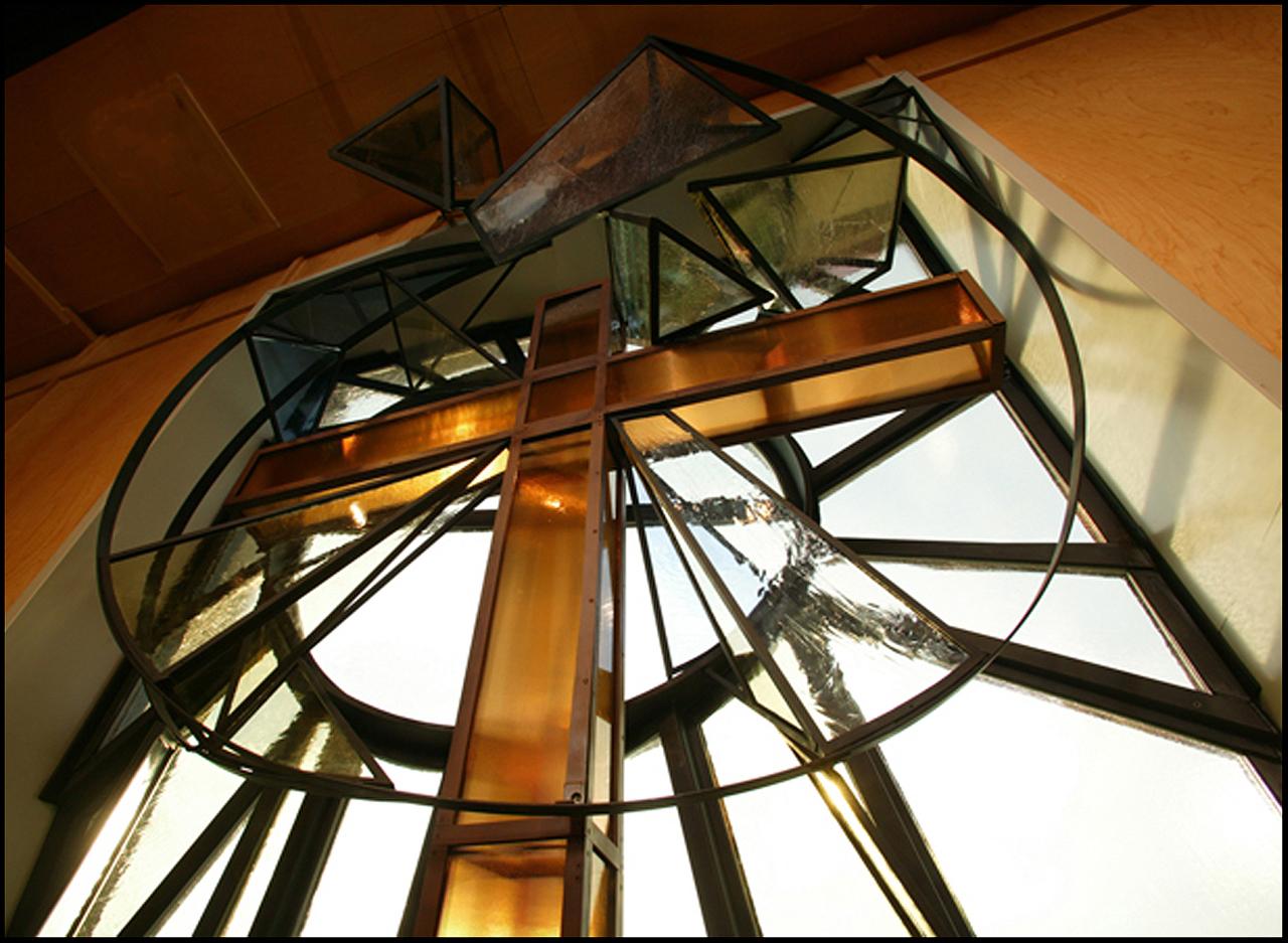Redemption Window Interior Detail