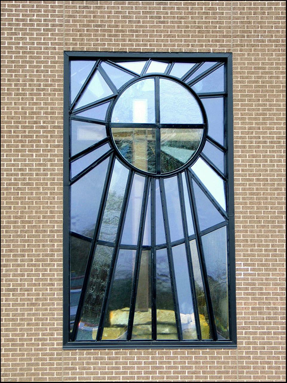 Redemption Window Exterior View