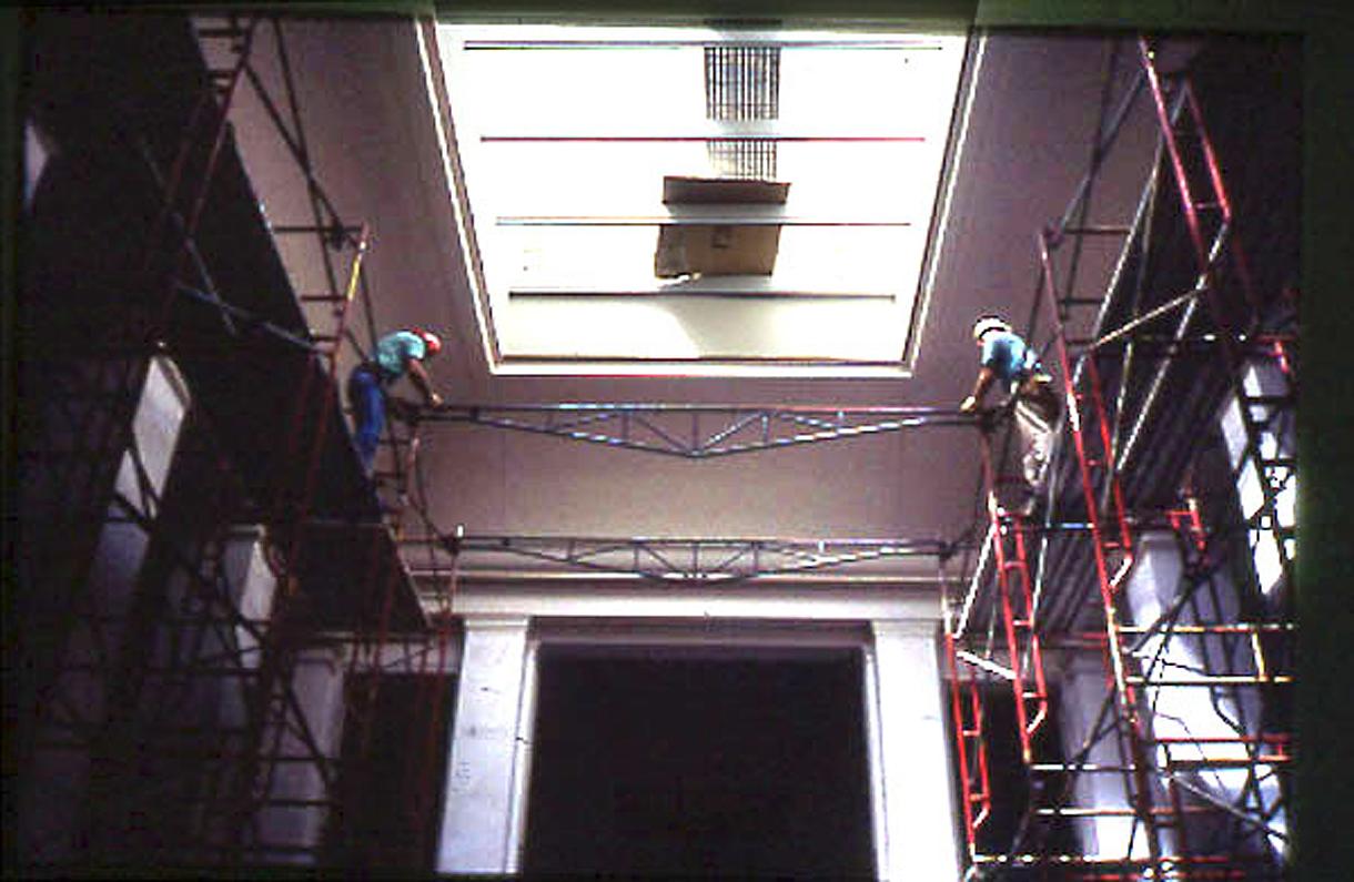 Installation Scaffold