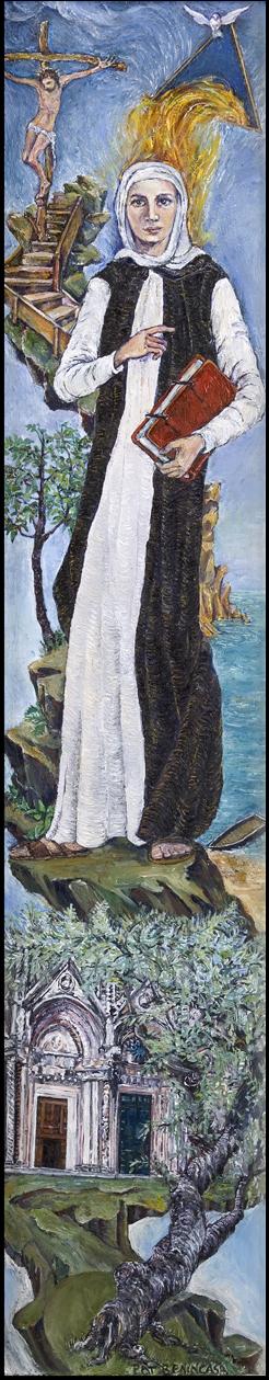 St. Catherine of Siena, 2006