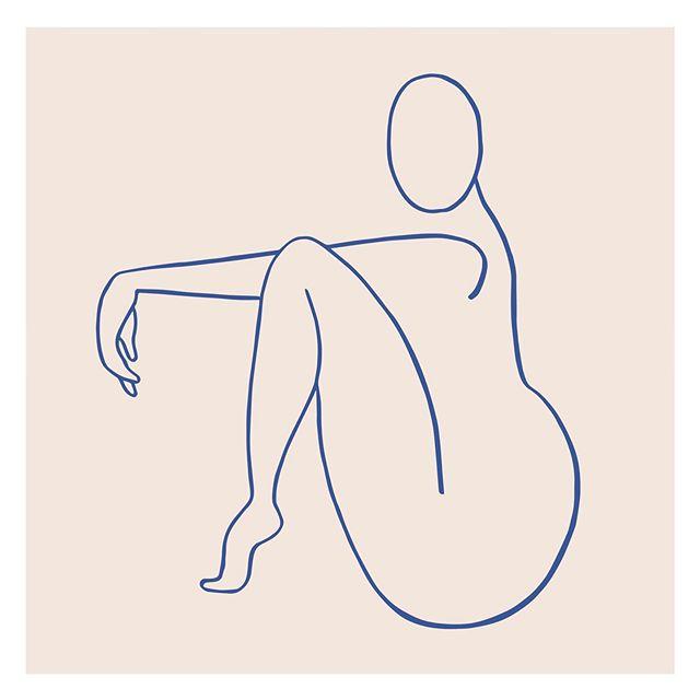 Abstract lady 2 ⠀⠀⠀⠀⠀⠀⠀⠀⠀ #graphicdesign #printdesigner #littleroaddesigns #littleroadstudio #fwportfolio #calledtocreate #creativeprocess #artistmom
