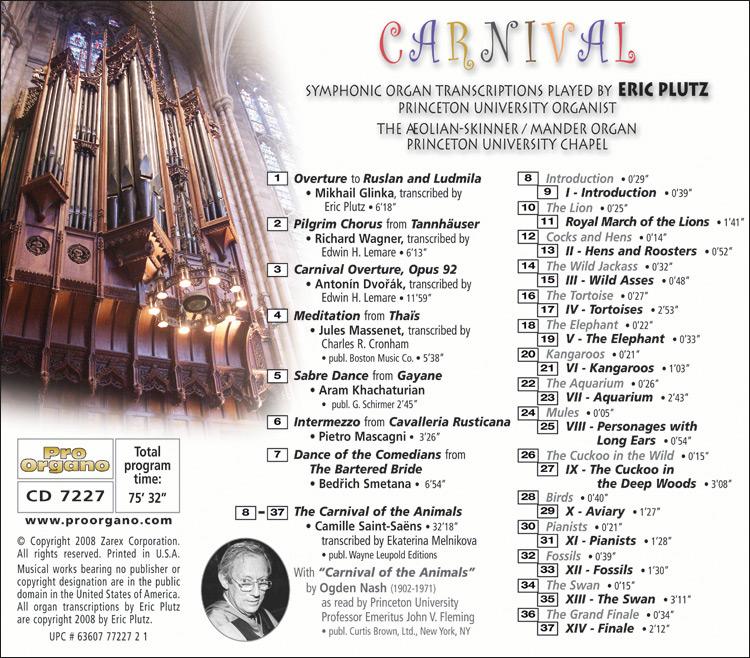 CarnivalBack