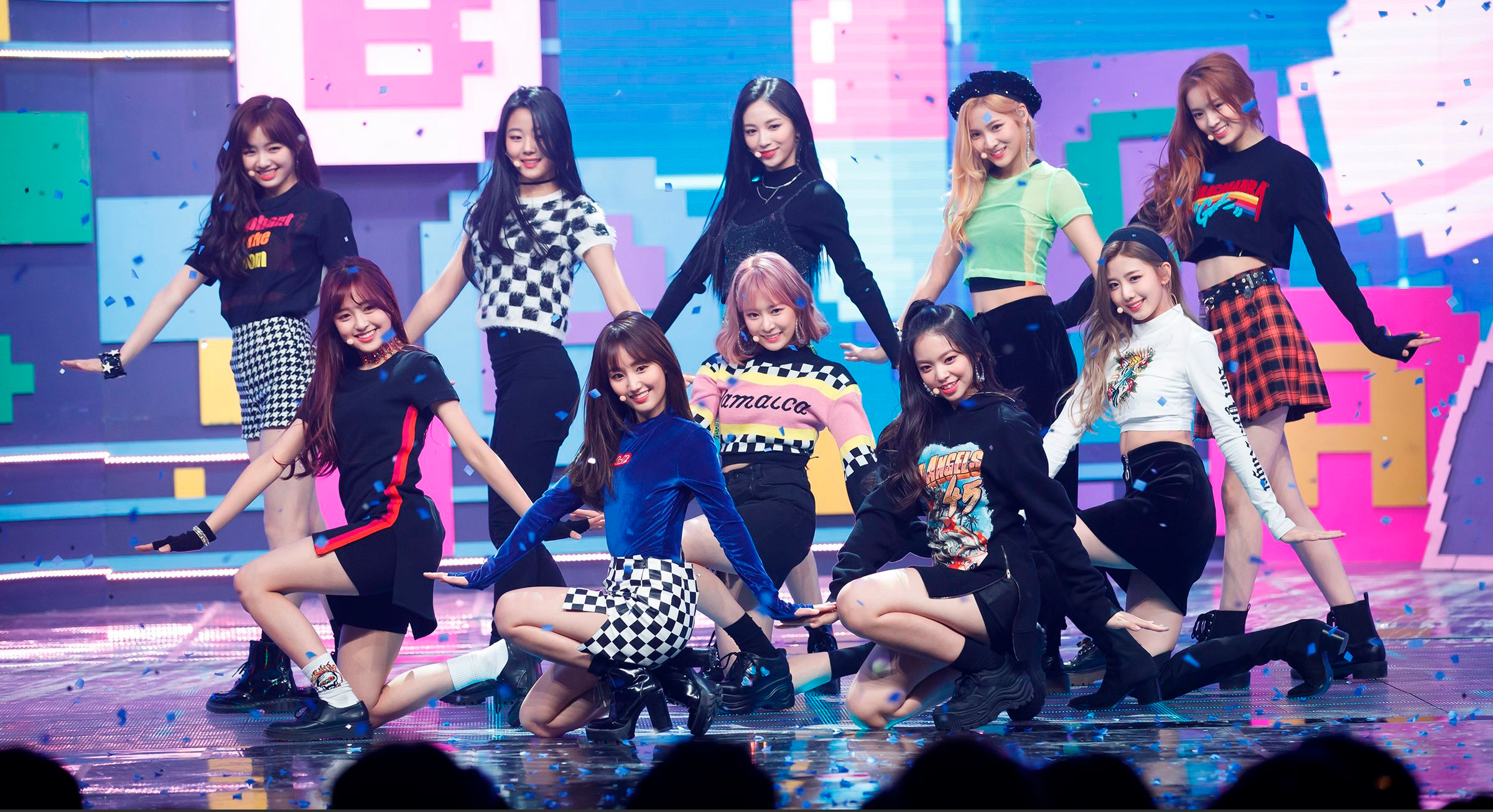 Cherry Bullet at The Weekly Mixtape