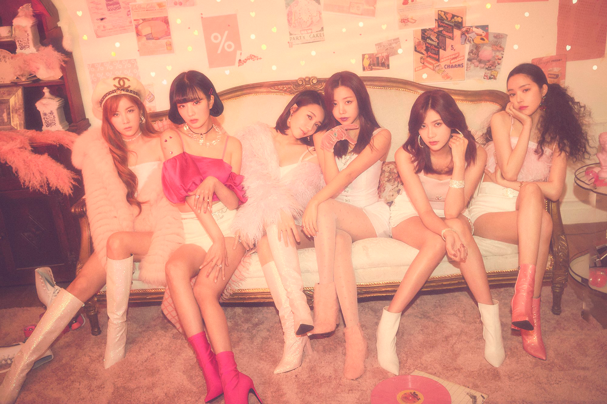APINK at Kpopway Radio
