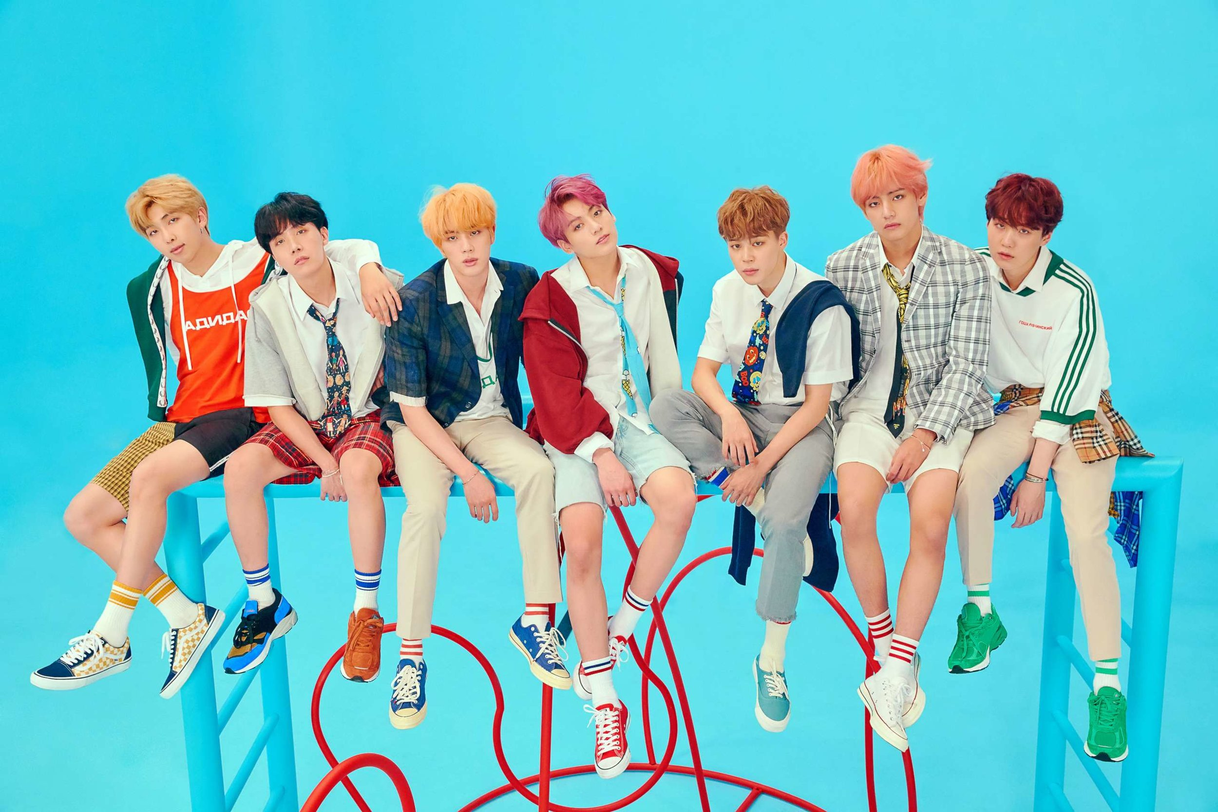 BTS at Kpopway Radio