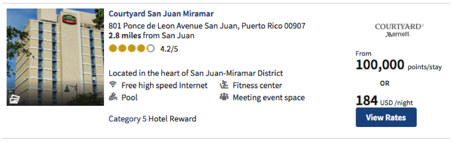 Marriott San Juan
